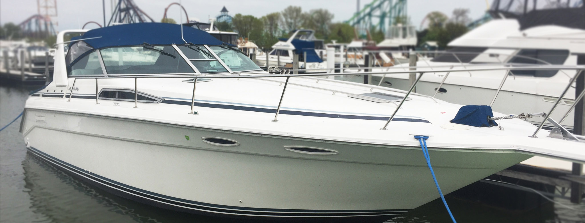 Used Boats Yachts For Sale In Ohio Great Lakes Boats